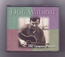 (CD) DOC WATSON - The Vanguard Years / 4 CD