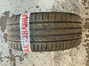 Continental ContiSportContact 5 SSR 225/45/17 91W 3.7mm
