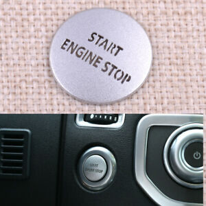 1x Engine Start Stop Button Cover fit for Land Rover Range Rover Sport 10-13