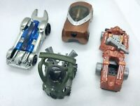 Hot Wheels Random Vehicle Bundle - Die Cast Collectible - Zombot Treasure Hunt