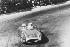 Mercedes 300 SL R - & Stirling Moss & Denis Jenkinson – Mille Miglia 1955 -