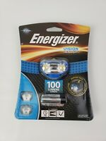 Energizer HDA32E Vision Headlight Hand Free Headtorch 80 Lumen 50 Hour Battery..