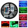 5M 5050 RGB Waterproof 300 LED Strip Light SMD Ribbon Rope Tape Bright Lights
