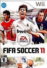 FIFA Soccer 11  (Nintendo Wii )  *Sealed*