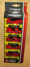KIT MODELLINO 5 FERRARI BURAGO RACE & PLAY cod.13309