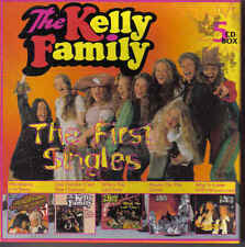 The Kelly Family-the First singles 5 cd singles box coll item