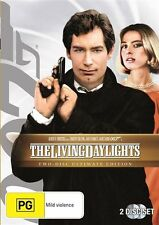 THE LIVING DAYLIGHTS *EXCELLENT CONDITION*  TWO DISC ULTIMATE EDITION