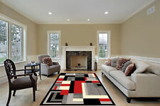 Discount World 5x7 CC3006 Modern Contemporary Decorative Floor Rug