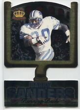 1997 Pacific The Zone 6 Barry Sanders
