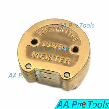 AA Pro: Lower Denture Brass Flask Ejector Type Dental Lab New DN-363