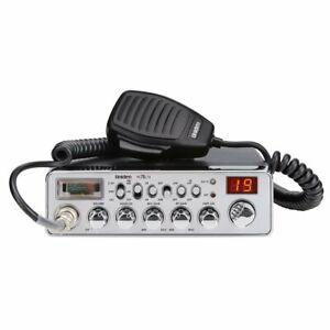 Uniden PC78LTX 40 Channel Mobile Fixed Mount Trucker's CB Radio w/PA SWR Meter