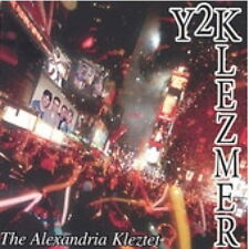 Y2Klezmer by The Alexandria Kleztet - 1999 CD
