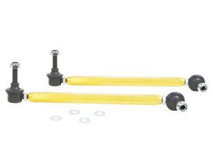 Whiteline Sway Bar Link Pair Heavy Duty KLC140-295 fits Suzuki Grand Vitara 1...