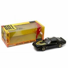 1979 PONTIAC FIREBIRD T/A TRANS AM BLACK KILL BILL 1/18 SCALE GREENLIGHT 12951