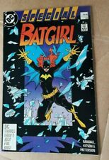 BATGIRL SPECIAL #1 BATMAN DARK KNIGHT VFNM CONDITION 1988