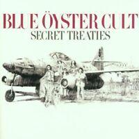 Blue Oyster Cult - Secret Treaties (NEW CD)