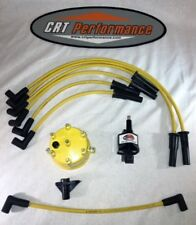 JEEP CHEROKEE TUNE UP IGNITION UPGRADE KIT XJ 1998 1999 4.0L 242 YELLOW