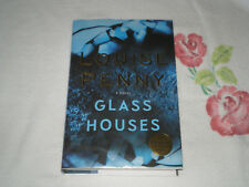 GLASS HOUSES by LOUISE PENNY    *SIGNED*