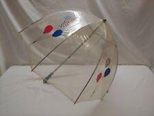 Vintage Clear Balloon Umbrella Dome Neat Piece