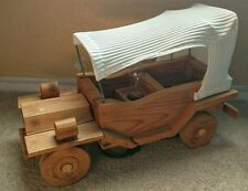 Wood Lamp Antique Car For Children's Room Ford Model T Wagon