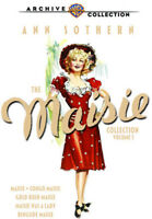 The Maisie Collection: Volume 1 [New DVD] Manufactured On Demand, Full Frame,