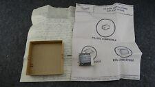 (B7) Vectron Model CO-231 10 MHz Clock Crystal Oscillator w/Paperwork