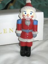 Lenox The Collector's Treasury of Santas 1996 Nutcracker Santa New Nib