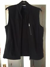 Matalan Mens Lincoln Black Fleece Bodywarmer Size M New Without Tags