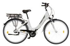 "28"" Zoll Fischer E-Bike Pedelec Mittelmotor City Shimano 7 Gang 36V  silber"