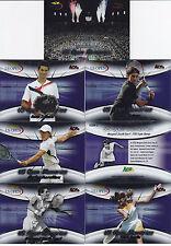 2008 Ace Authentic GRAND SLAM US Open Memories Bronze set USOM 18 Roger Federer