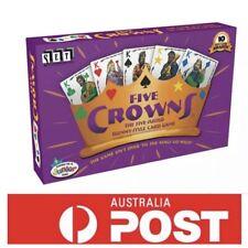 Five Crowns Card Game, Awards Winning Fun Family Board Game, AU Stock