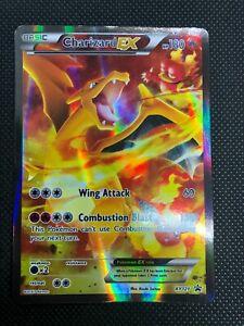 Charizard EX XY121 Black Star Full Art Pokemon SEE DESC