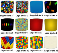 Lampshades Ideal To Match Kids Building Blocks Wallpaper Building Blocks Duvets