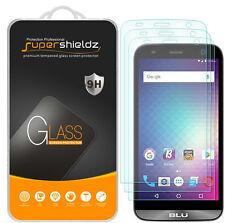 3X Supershieldz BLU Dash XL Tempered Glass Screen Protector Saver