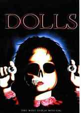 Dolls - 1987 Horror Ian Patrick Williams, Carolyn Purdy-Gordon, Carrie Lorraine
