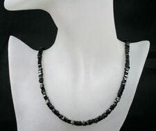 Unbehandelte Sets mit Spinell-Halsketten mit Edelsteinen