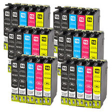 30x Ink Cartridges for Epson Workforce WF-2630WF WF-2650DWF WF-2660DWF Printer