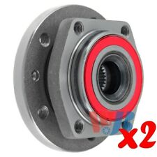 Pack of 2 Front Wheel Hub Bearing Assembly replace 513174 HA594181 BR930249