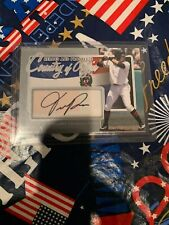 Francisco Peguero 2011 In The Game Heroes & Prospects Country Of Origin Auto