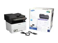 Samsung SL-M2870FW Mono Laser All-in-one Printer - Refurbished with 75%+ Toner