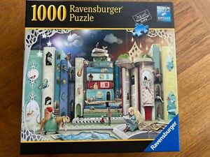 "Ravensburger 1000 pc Puzzle ""Novel Avenue"""