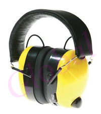 BULLANT Multimedia Am Fm Radio Headphone AUX Ear Muffs Noise Cancellation ABA430