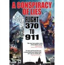 Conspiracy of Lies Flight 370 to 911 - DVD Region 1