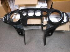 Harley Davidson OEM Black Batwing Inner Fairing Touring 57000111 #2