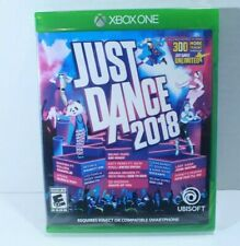 Just Dance 2018 (Microsoft Xbox One, 2018)  Brand New Factory Sealed