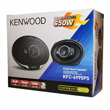 Kenwood oval Lautsprecherpaar