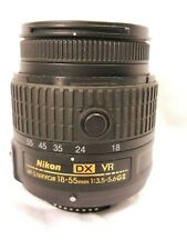 Nikon AF-S Nikkor 18-55mm1:3.5-5.6 G II DX VR *** Lens Broken ***