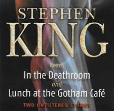 STEPHEN KING - In the Deathroom & Lunch at the Gotham Cafe - Unabridged CD Audio
