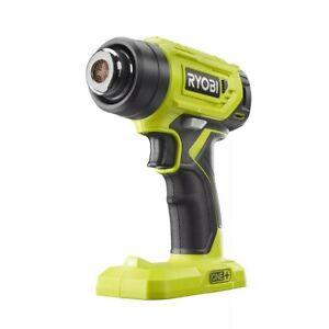 RYOBI 18V ONE+ Cordless Heat Gun (Tool Only)