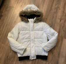 Gotcha Goose Down Winter Coat Womens Size 14/Large
